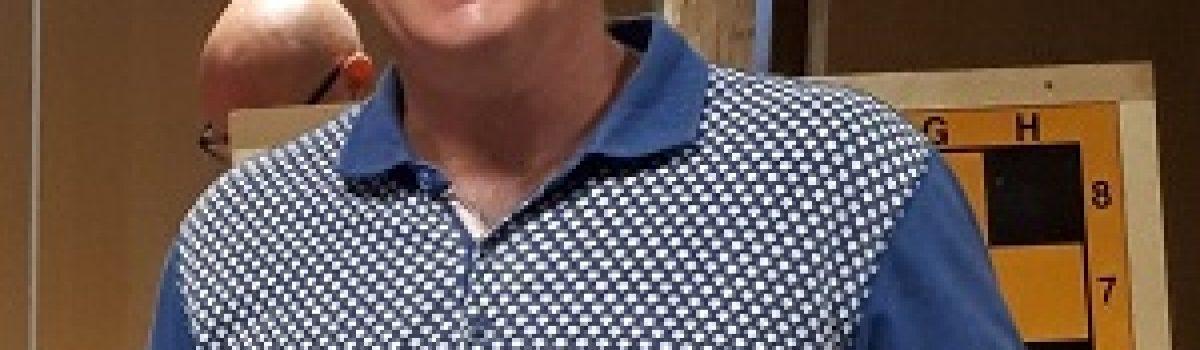 Peter van den Hout kampioen van Schaakvereniging 't Paardje
