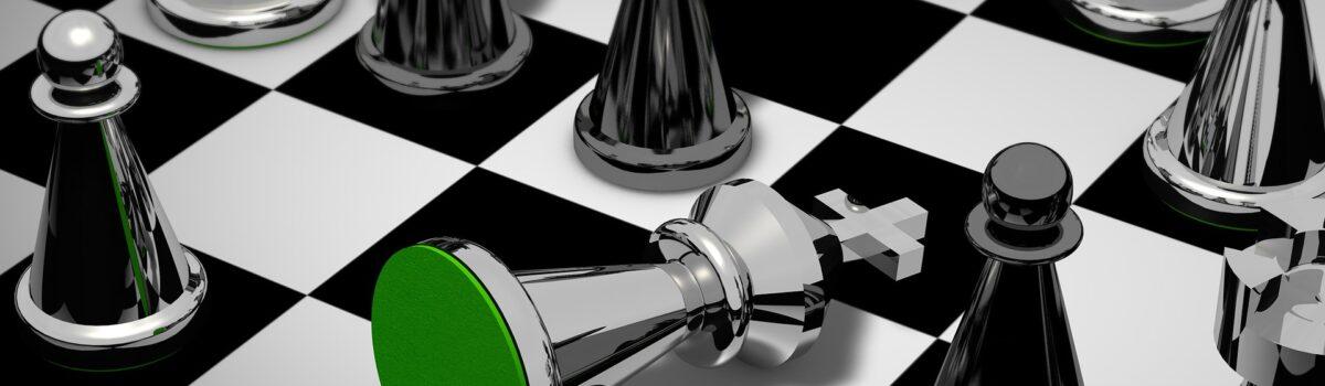 Marc Govers kampioen Snelschaken bij SV 't Paardje